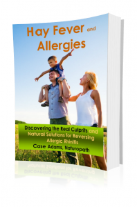 Hay Fever and Allergies by Case Adams Naturopath