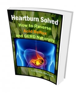Heartburn Solved by Case Adams