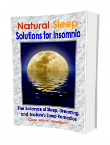 Natural Sleep Solutions by Case Adams
