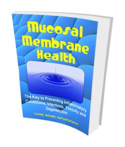 mucosal membranes