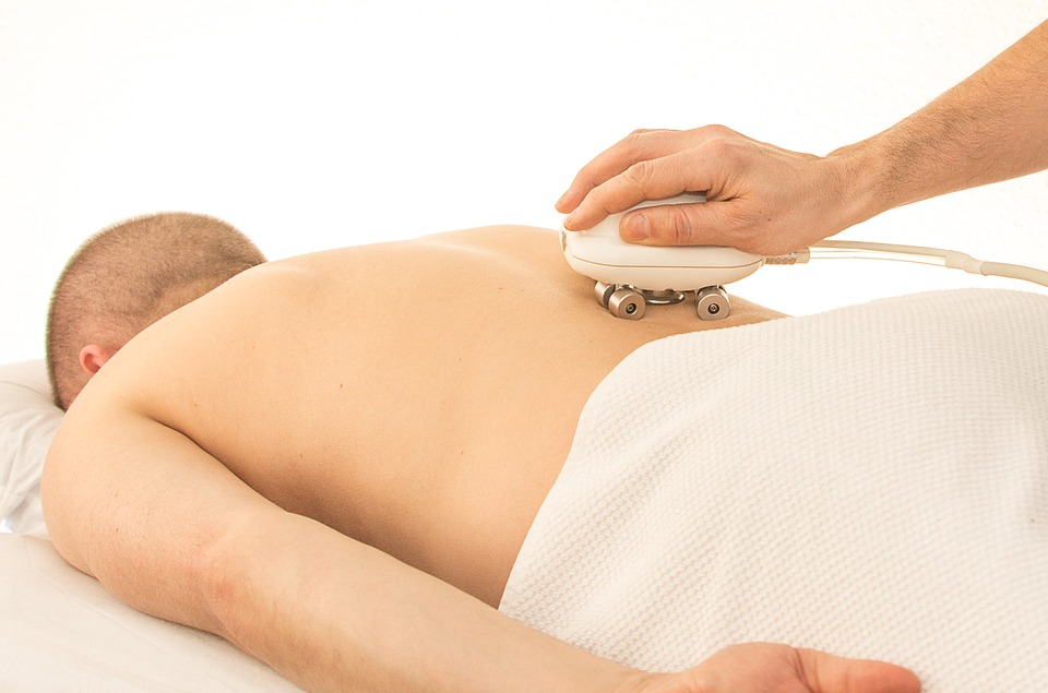 massage chronic low back pain