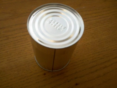BPA and cans