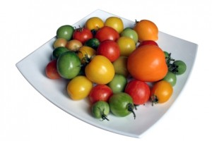 colored foods