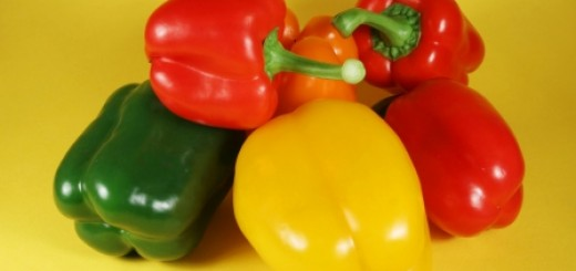 Organic versus conventional peppers