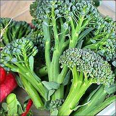 broccoli anti-inflammatory