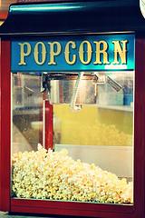 popcorn GMO?