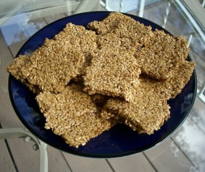 flax seeds and heart disease
