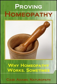 proving homeopathy