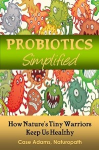 probiotics simplified by case adams