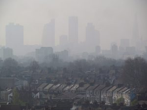 air pollution linked to many cancers