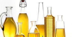 sesame and rice bran oil