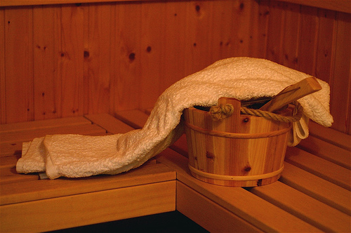 Saunas reduce dementia heart disease and 9 other conditions.