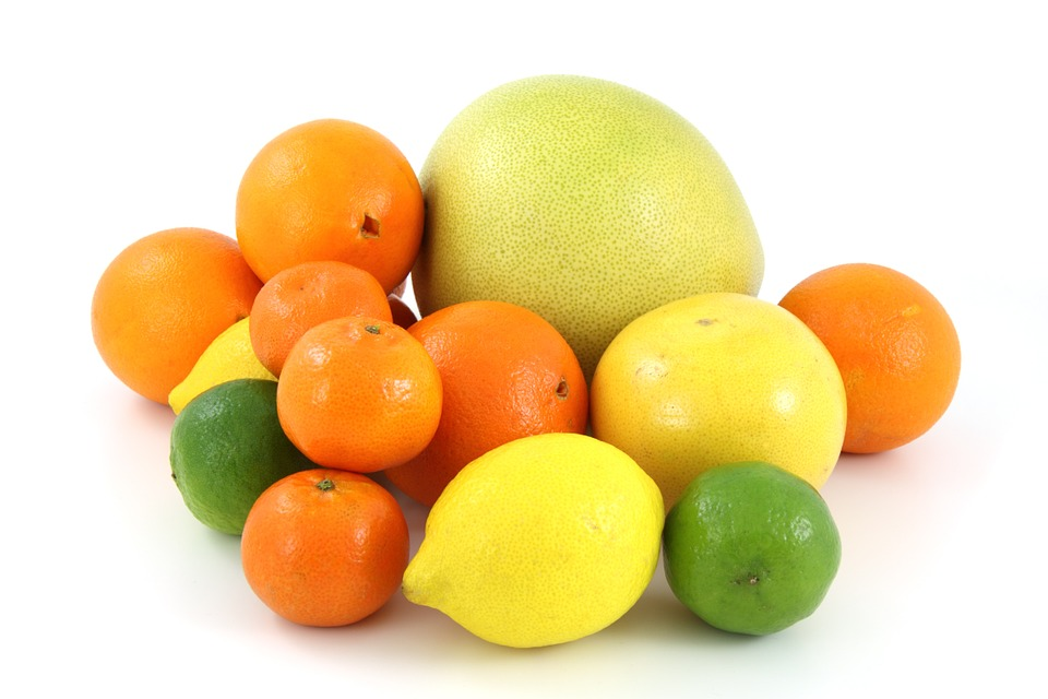 citrus combats ulcers, stomach cancer