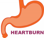 ulscers heartburn