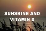 sun and vitamin D heals.